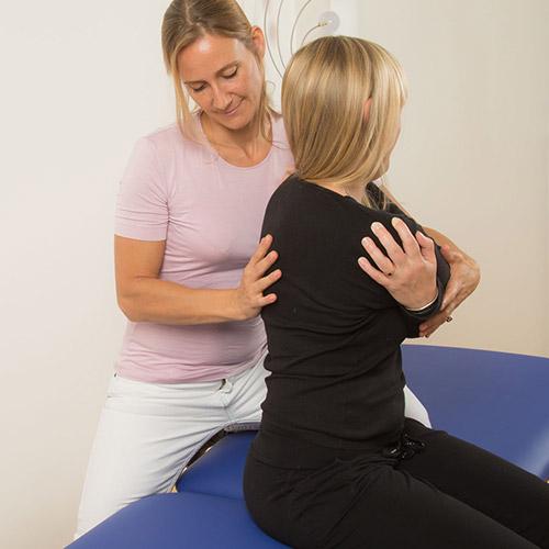 Parietale Therapie | Osteopathie München Schwabing